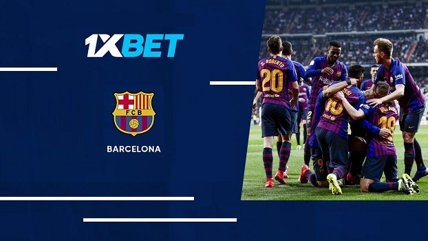 Barcelona replaces Betfair with 1xBet as its official betting ...