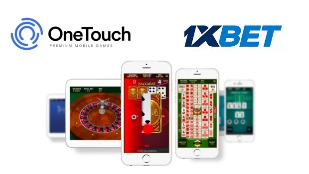 OneTouch signs 1xBet agreement - Games Magazine Brasil
