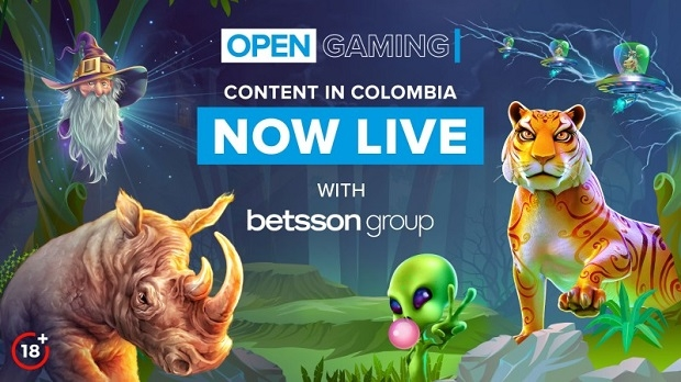 Scientific Games запускає OpenGaming в Колумбії з Betsson