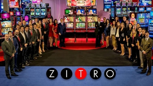 Zitro experienced its best G2E Las Vegas ever