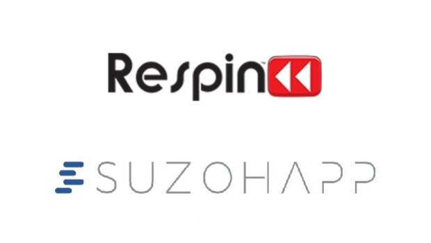 Respin Games signes strategic deal with SUZOHAPP