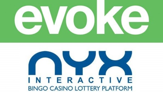 ca7487f12554f NYX renews agreement with Evoke Gaming - Games Magazine Brasil