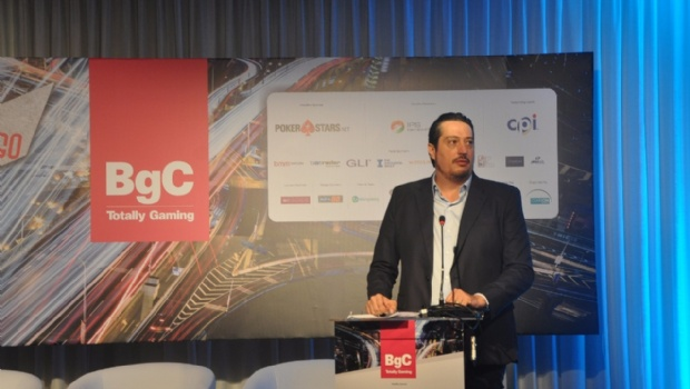 Igor Federal começa segundo dia do Brazilian Gaming Congress