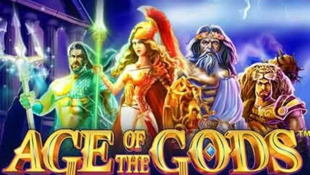 "Playtech launches new ""Age of Gods"" title"