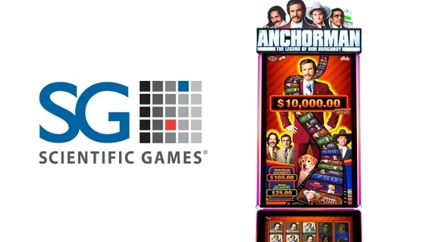 Scientific Games lança novo slot Anchorman