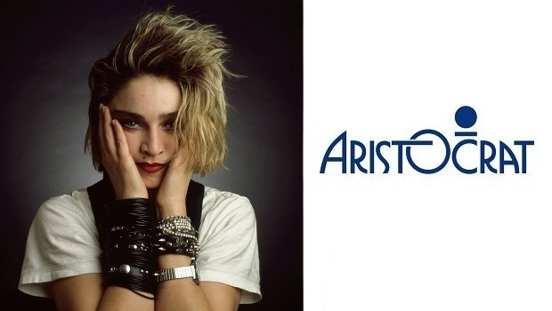Aristocrat licenses Madonna brand for slot machine