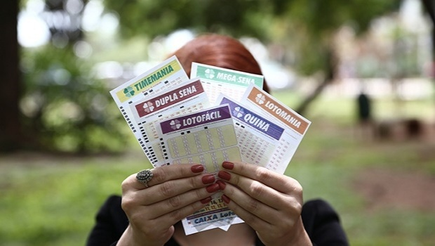 Collection of Caixa' lotteries reach US$ 2.75 billion in the year