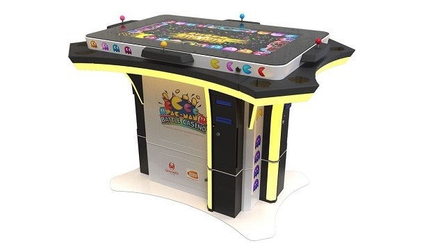 Namco and Gamblit bring Pac-Man to gaming floor