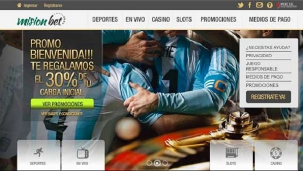 Argentina's Misionbet gambling website relaunches January 15
