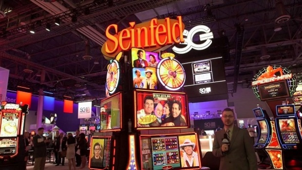 Scientific Games to launch Seinfeld slot this month