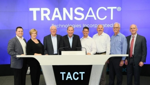 TransAct gets partner to promote its products in Japan