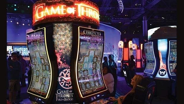 Aristocrat introduces new Game of Thrones slot machine ...
