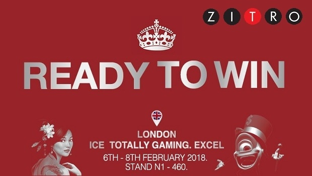 Zitro is ready to win in London's ICE