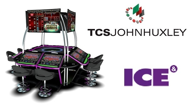 TCSJOHNHUXLEY celebrates its 45th anniversary at ICE