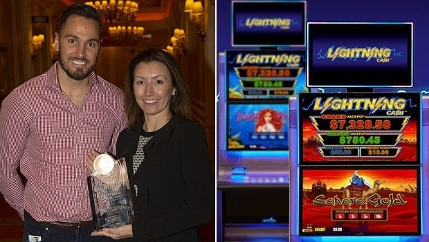 Aristocrat won major awards at G2E 2018