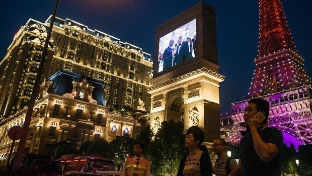 Macau casino GGR up 36% in January