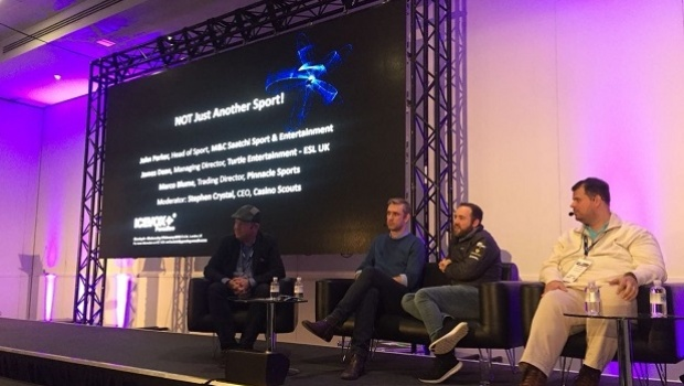 eSports betting: past, present and future discussed at ICE