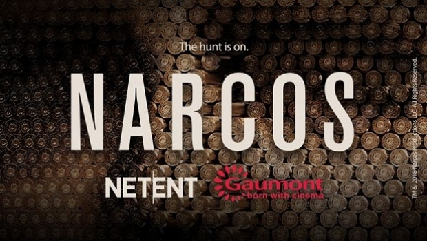 NetEnt brings hit TV series Narcos to igaming industry