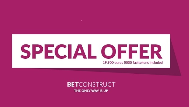 BetConstruct announces a new promotion