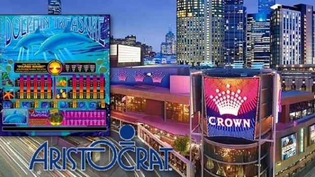 Crown and Aristocrat cleared by court in slot machine case