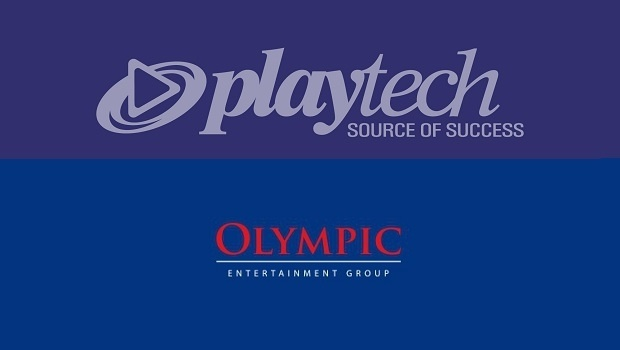 Olympic Entertainment Group selects Playtech