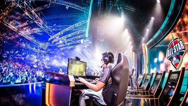 eSports are as big as american football for young adults in US