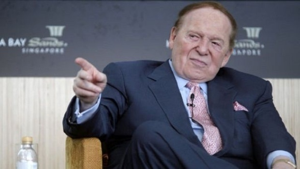 Adelson tops Forbes list of richest gaming investors