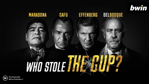 bwin bets strong on World Cup Russia 2018 with Cafu and Maradona