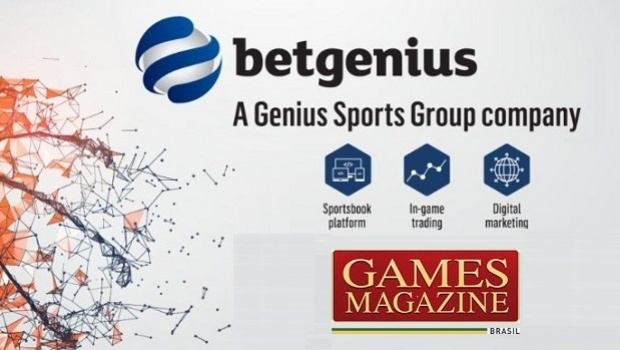 Betgenius chooses Games Magazine Brasil take a strong step in the local market