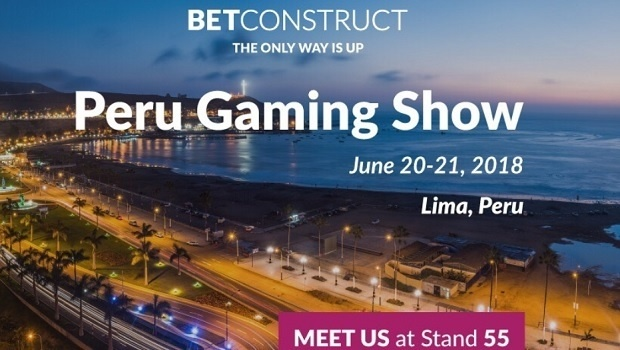 BetConstruct presents SpringBME at the Peru Gaming Show