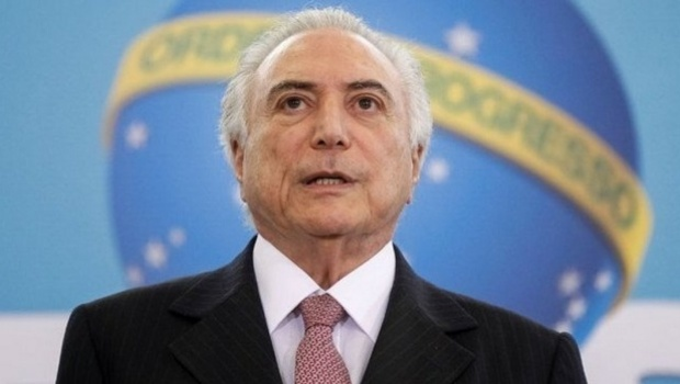 Temer goes back with measure that cuts lottery passages to culture and sport