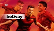 Betway agrees three-year AS Roma sponsorship