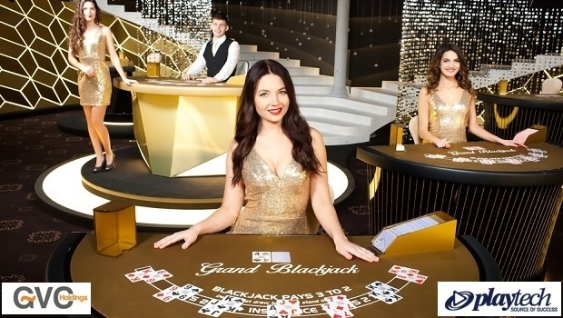 Playtech partners with GVC to launch major new Live Casino studio