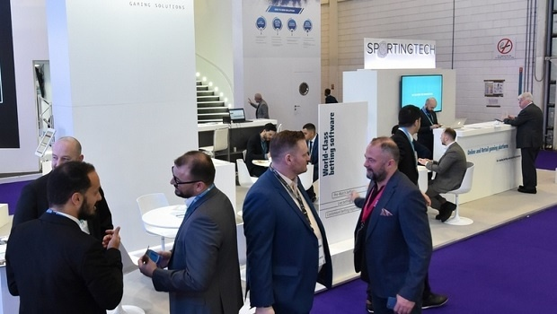 Sportingtech successfully presented new product features at ICE 2019