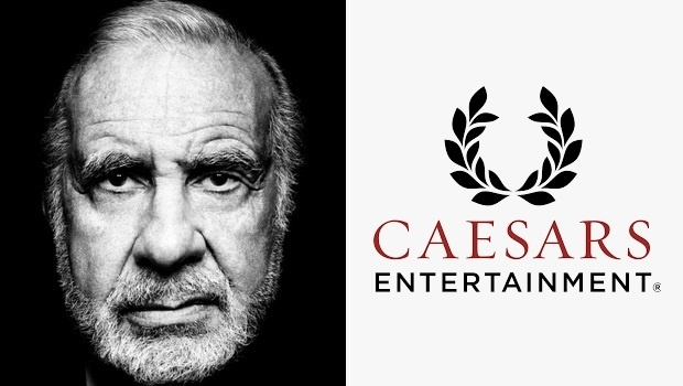 Caesars engages in discussions with Carl Icahn over sale