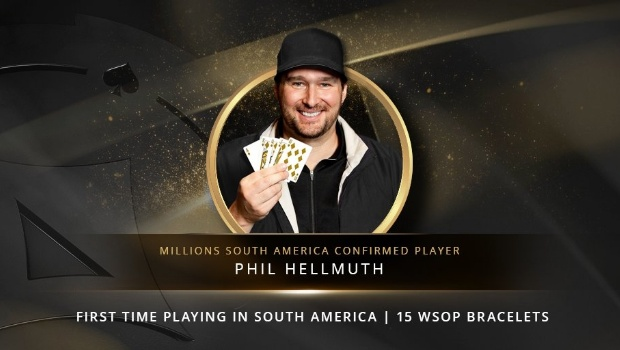 Phil Hellmuth to give a poker seminar in Rio de Janeiro
