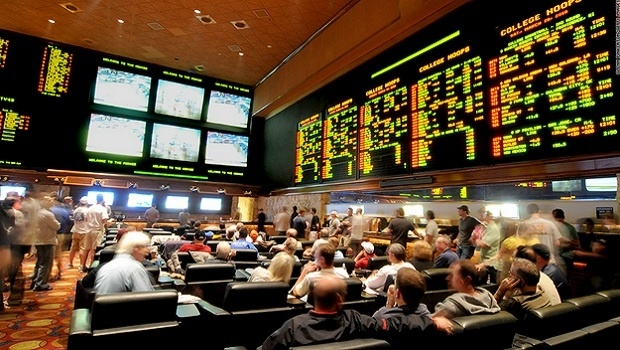 Nevada breaks sports betting record in 2018