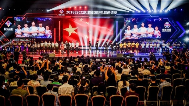 China officially recognizes eSports as a profession