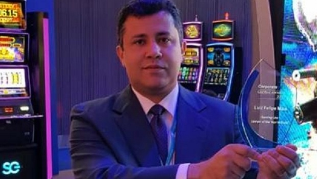 "Luiz Felipe Maia receives the award ""Lawyer of the Year"" of Brazil in Gaming Law"