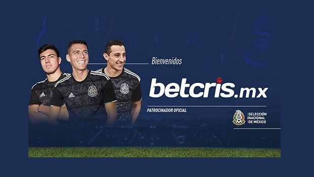 Betcris becomes the official betting site of the Mexican national football team
