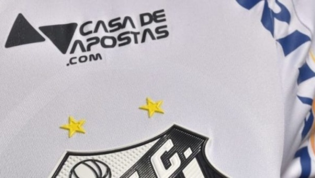 Bookmaker 'Casa de Apostas' signs sponsorship deal with Santos club