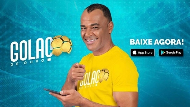 "Brazilian football star Cafu launches betting application ""Golaço de Ouro"""