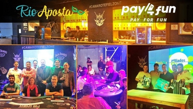 Pay4fun é presença no Rio Aposta Betting Hour na Arena Corinthians