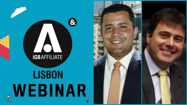 Witoldo Hendrich Jr. and Luiz Felipe Maia hosted webinar on betting affiliates in Brazil