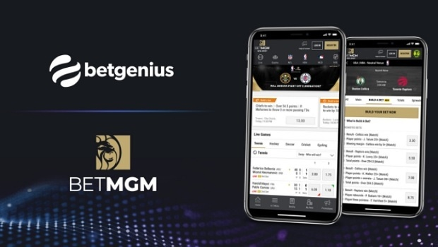 BetMGM unveils new product for U.S. sports in expanded Genius Sports deal