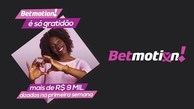 Betmotion exceeds fundraising expectations in solidarity campaign in Brazil