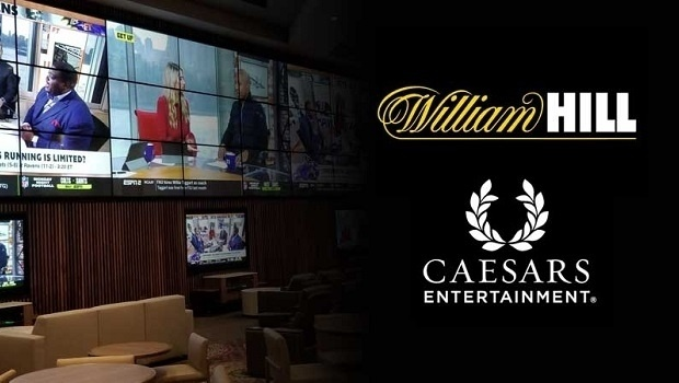 William Hill shareholders approve US$3.7 billion Caesars takeover