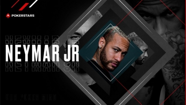 PokerStars sacode o mercado ao anunciar o regresso do Neymar como embaixador da marca