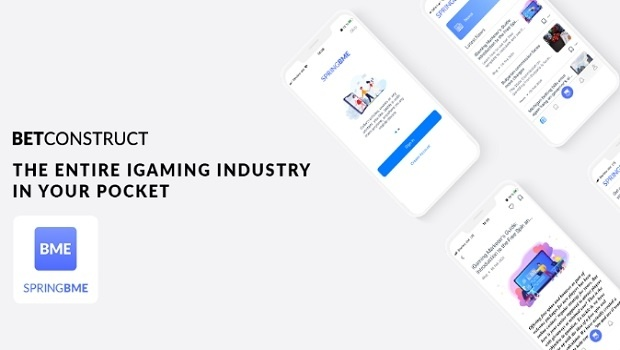 BetConstruct launches app that puts the entire igaming industry into the pocket