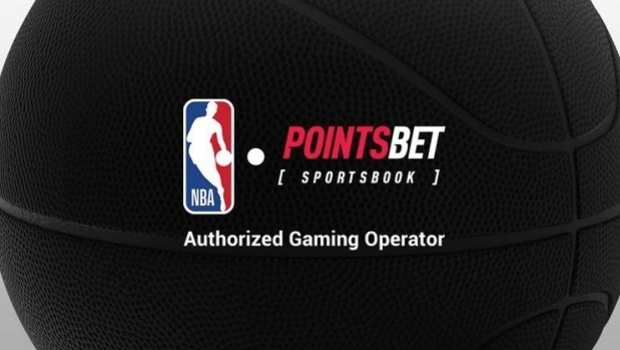 PointsBet and NBA sign multiyear sports betting partnership